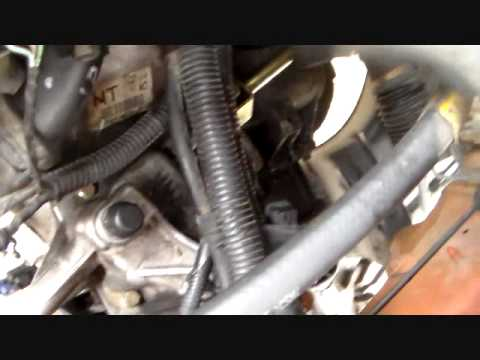 2004 08 Suzuki Forenza And Reno Clutch Replacement Part 1