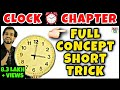 Clock | Clocks Reasoning Tricks | Clock Reasoning/Math/Trick/In Hindi/Solution/Problems/Questions