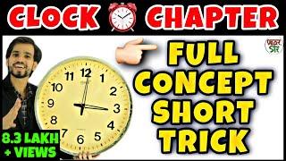 Clock | Clocks Reasoning Tricks | Clock Reasoning/Math/Trick/In Hindi/Solution/Problems/Questions