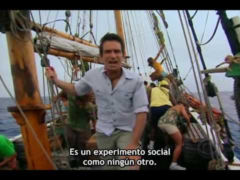 Survivor Cook Islands: Temporada 13 - Episodio 1 (Intro subtitulado en Español)