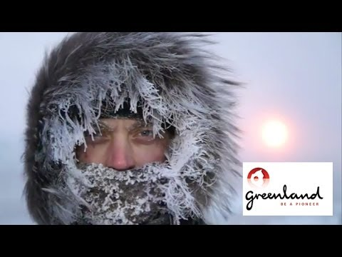 "Greenland, Europe ""Pioneering People"" travel destination video"