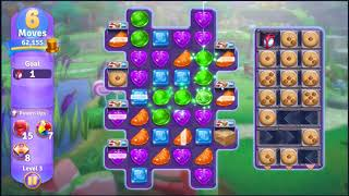 Wonka's World of Candy Tractor Trouble Level 3 - NO BOOSTERS 🍫 | SKILLGAMING ✔️