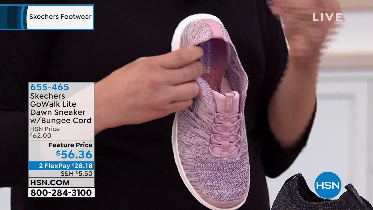 Skechers GoWalk Lite Dawn Sneaker with