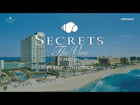 Secrets The Vine Cancun: exclusivo y cosmopolita