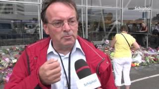 Schiphol Film: Verdriet en medeleven op Schiphol