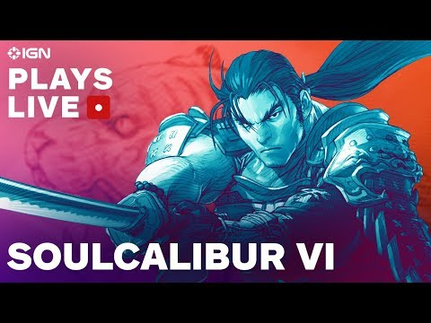 soulcalibur-6-early-gameplay-livestream-with-bandai-namco-ign-plays-live