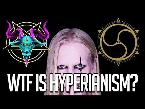 WTF is Hyperianism? - A critique of Morgue's explanation of his philosophy.