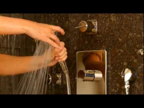 How To Select A Mixing Valve For A Shower System