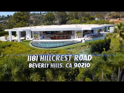MineCraft Creator - Markus ''Notch'' Persson House | 1181 N Hillcrest Rd Beverly Hills CA 90210