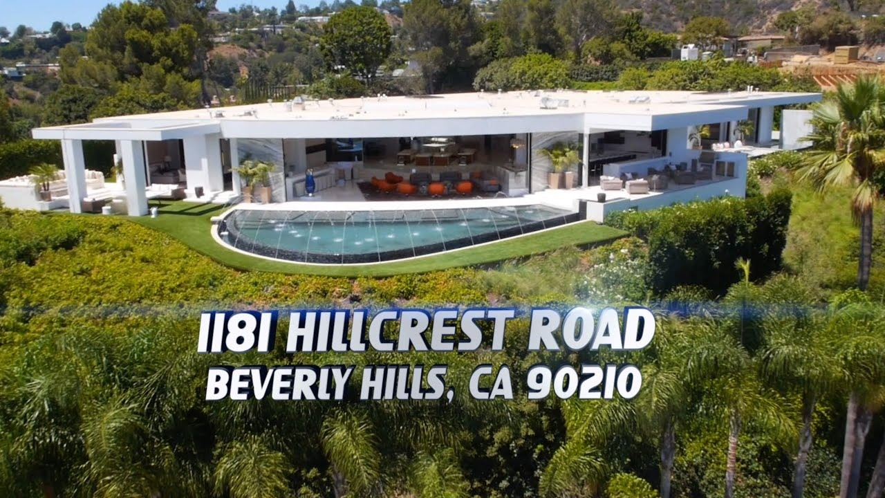 Minecraft creator markus notch persson house 1181 n hillcrest rd beverly hills ca 90210