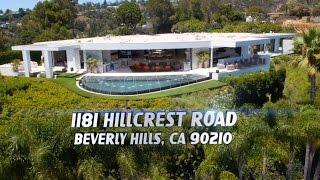 MineCraft Creator - Markus ''Notch'' Persson House | 1181 N Hillcrest Rd Beverly Hills CA 90210