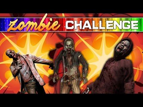 Call of Duty Zombies ★ SPLASH DAMAGE CHALLENGE