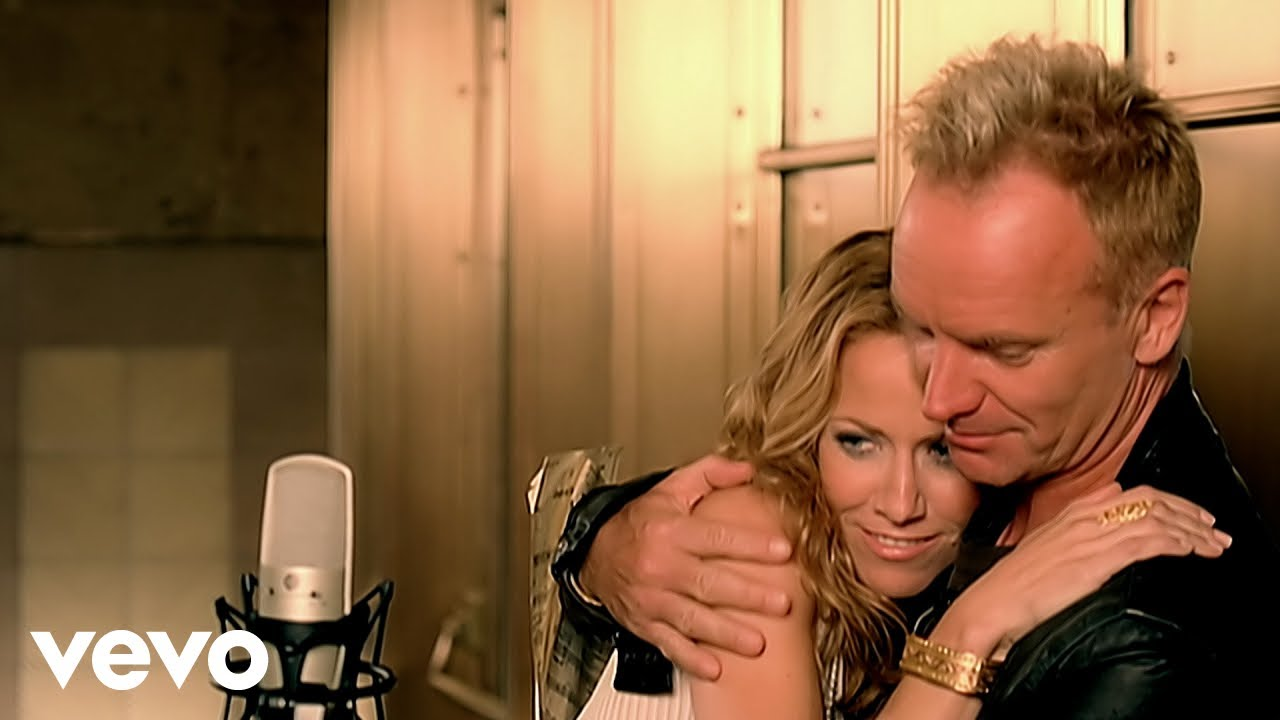 Sheryl Crow ft. Sting - Always On Your Side (Official Video)