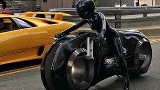 😲 Самые Крутые Мотоциклы из КИНО 👍!