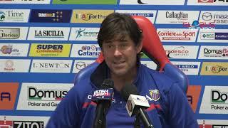 Calcionate i commenti in Casa RossAzzurra | Interviste pre gara Catania - Catanzaro del 10/11/2918