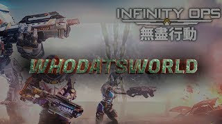 Destiny WARFARE Infinity Ops (unreleased) this is how COD MOBILE MIGHT LOOK