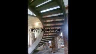 Лестницы из бетона Украина(, 2013-02-10T19:55:12.000Z)
