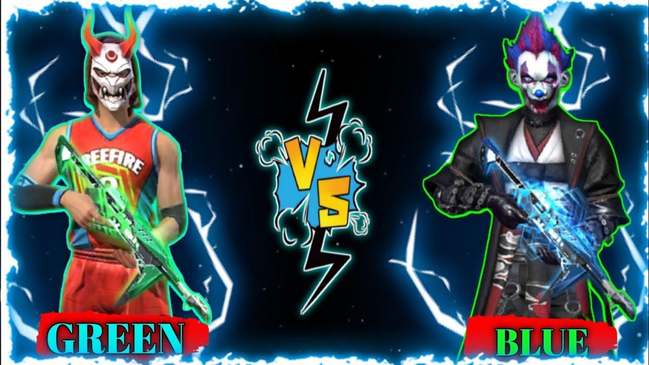 Free Fire 1v1 Costum Green Poker Vs Blue Poker Only Mp40 Challenge Gamingkarunadu Freefire Youtube