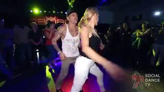 Fernando Sosa &  Flory Lazar - Salsa Social Dancing | Camana Club (Milan, Italy)