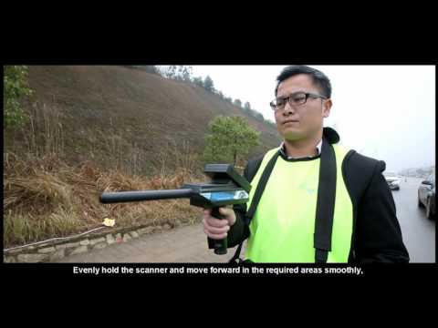 Operation video for V4 Archaeological Detector--PQWTCS