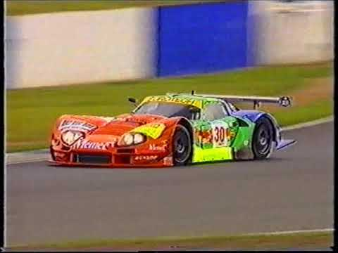 2000 BRDC British GT Championship  Rd 9 Silverstone