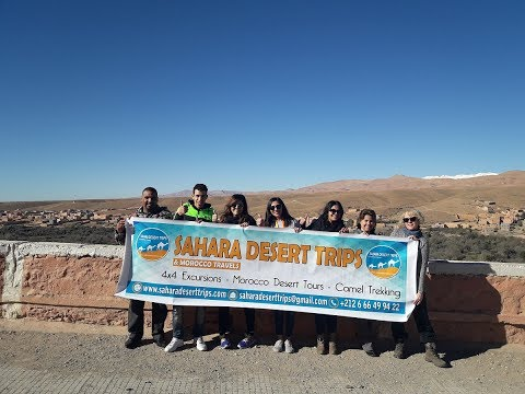 Marrakech, Marrakesh To Merzouga | Shared Desert Tours - Morocco Private 4WD/4×4