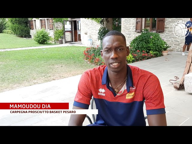 Mamoudou Dia: prime impressioni dal ritiro di Lamoli / Borgo Pace