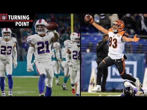 Buffalo Bills Wild Return to the Playoffs (Week 17) | NFL Turning Point