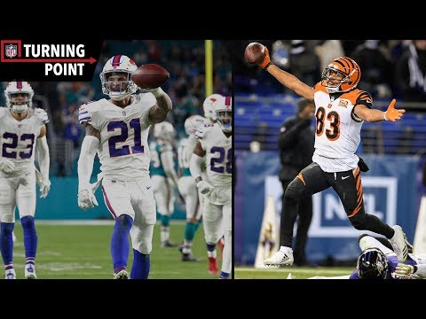 Buffalo Bills Wild Return to the Playoffs (Week 17) | NFL Turning Point