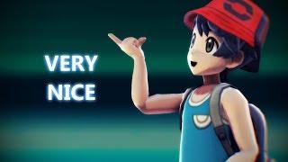 [MMD - ENG/ROM/HAN SUBS] - VERY NICE (Seventeen) - Pokemon US/UM (4 Days Left!!)