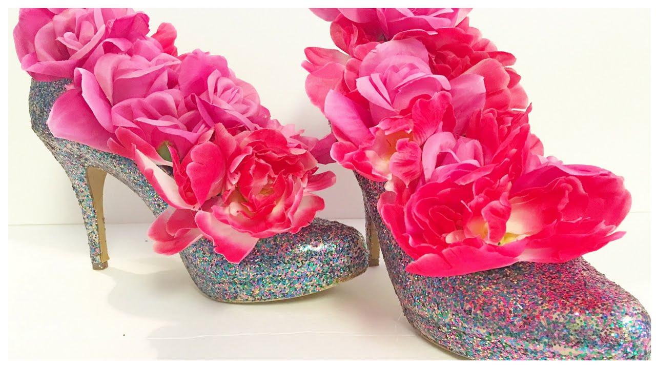 High Heel Shoe Decorations