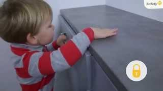 Safety 1st | How to use Drawer locks safety accessory