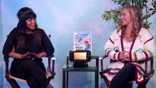 Candy Washington interviews  Olympic Hopeful Snowboarder Jamie Anderson