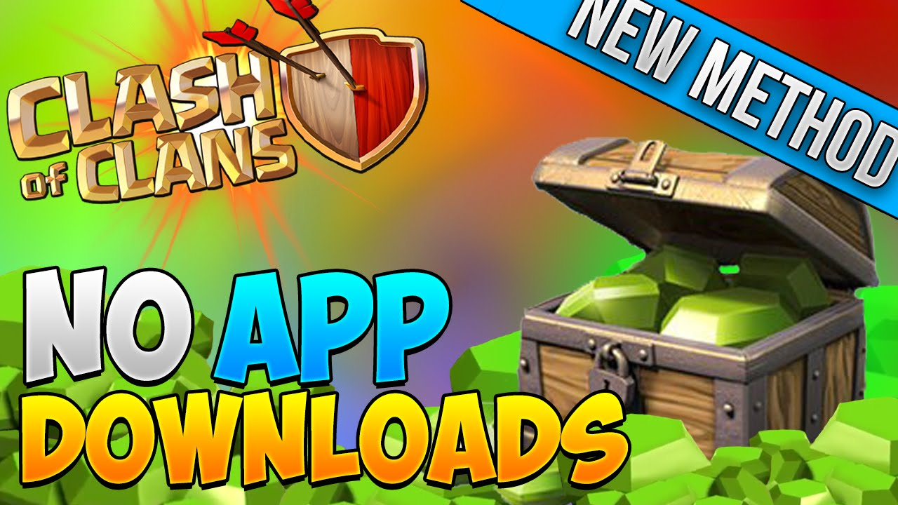 how to get more gems on clash of clans