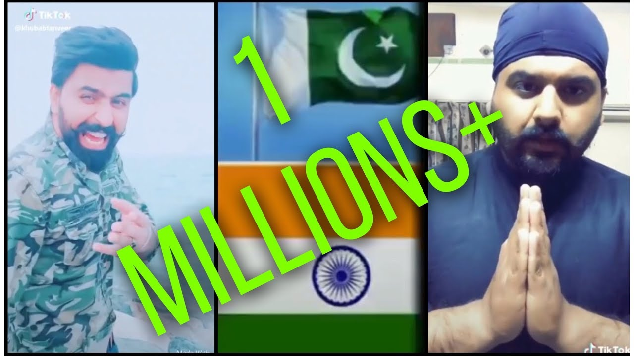 Pak v/s Indian Tiktok | Musically Tik Tok | Reaction Tiktok | Pakarmy Tiktok | Tiktok Pakistan