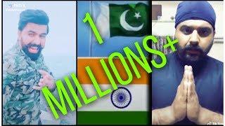 Pak v/s Indian Tiktok | Musically Tik Tok | Reaction Tiktok | Pakarmy Tiktok | Tiktok Pakistan