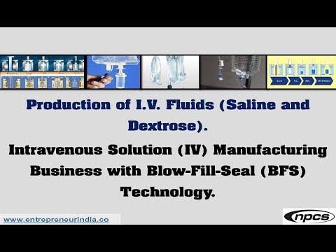 production-of-i.v.-fluids-(saline-and-dextrose).