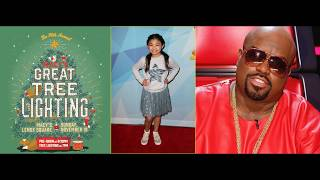 ANGELICA HALE NEWS! SINGS ON TV SUNDAY; MACY'S PARADE; CAPITOL RECORDS