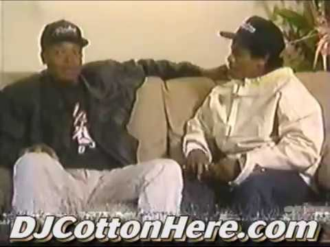 Dr. Dre rare interviews (NWA & Death Row days)