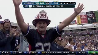 Buffalo Bills 2010 Touchdowns