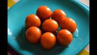 बनवा १५ मिनिटात रव्याचे परफेक्ट गुलाबजाम  Without khoya  How to make Gulabjamun