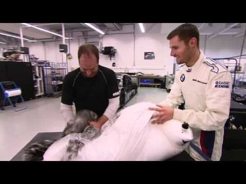 BMW DTM Seat fitting
