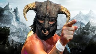 10 CRAZY Things Skyrim Players Have Done