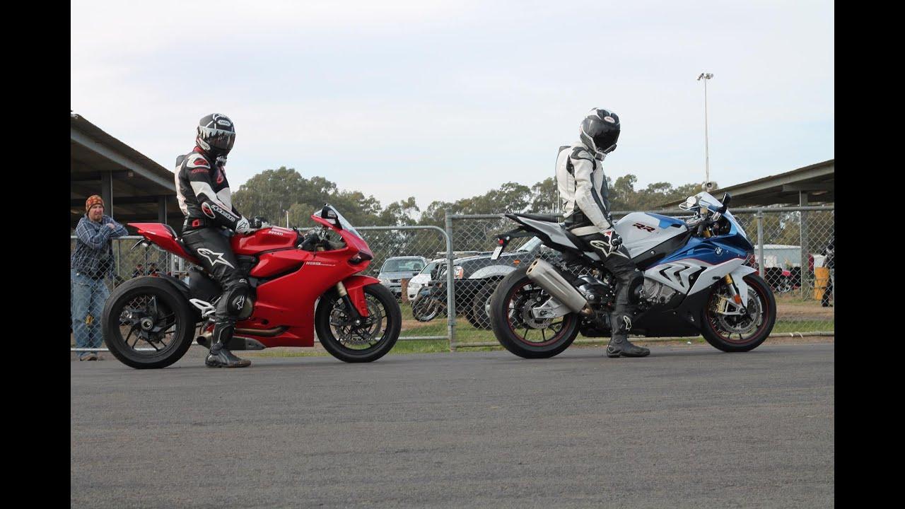 Hayabusa Vs Ducati