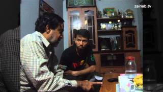 Jab Imam Ayenge - Shaheed Ustad Sibte Jaffer Zaidi teaching Syed Ali Safdar Rizvi