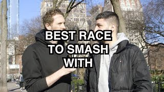 What is The Best Race to Smash With?