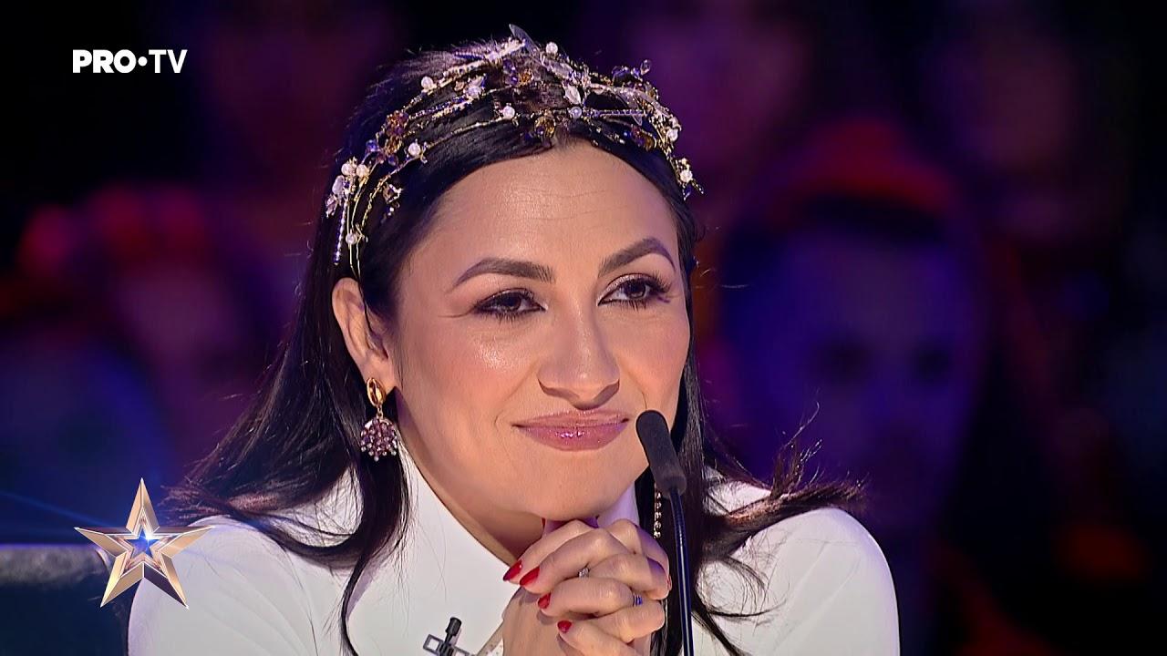 Vocea care-ți face pielea de găină   Adrian Dumitru - Românii au Talent