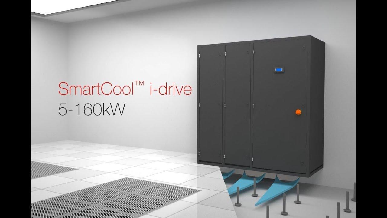 Smartcool I Drive Inverter Compressor Precision Air