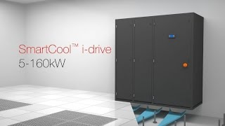 SmartCool™ i-drive (Inverter Compressor) precision air conditioning system