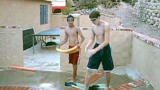 Pool Safety Rules (Water Rules Movie)